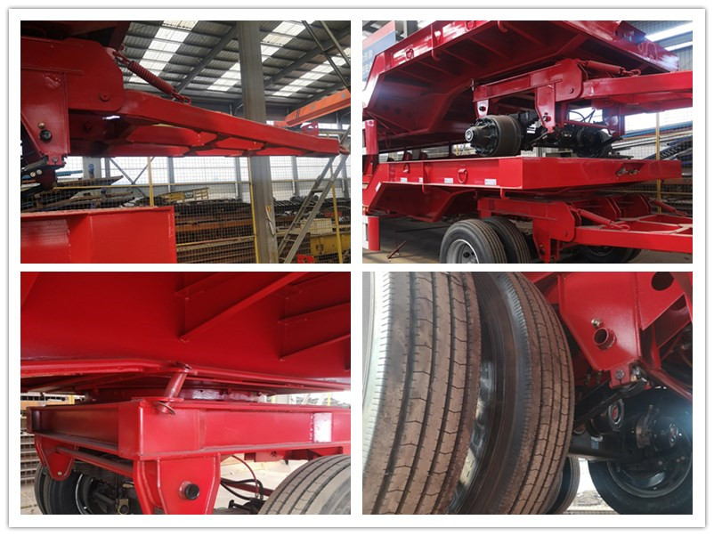 dolly low bed trailers 6