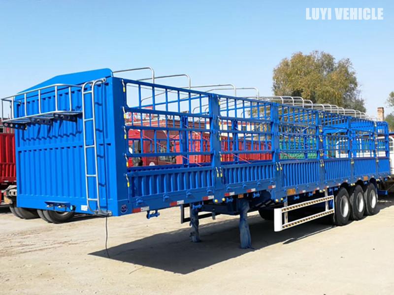 fence sidewall trailer
