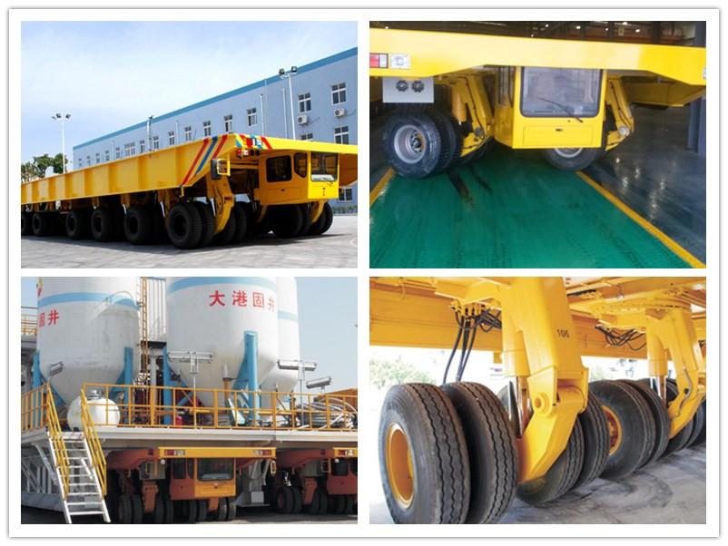 shipyard transporter hydraulic platform transporter 4